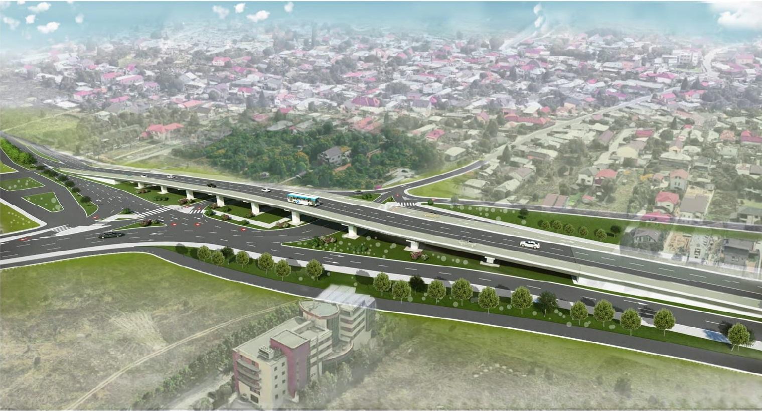 Proiecte pentru fluidizarea traficului în Sectorul 3 - A2