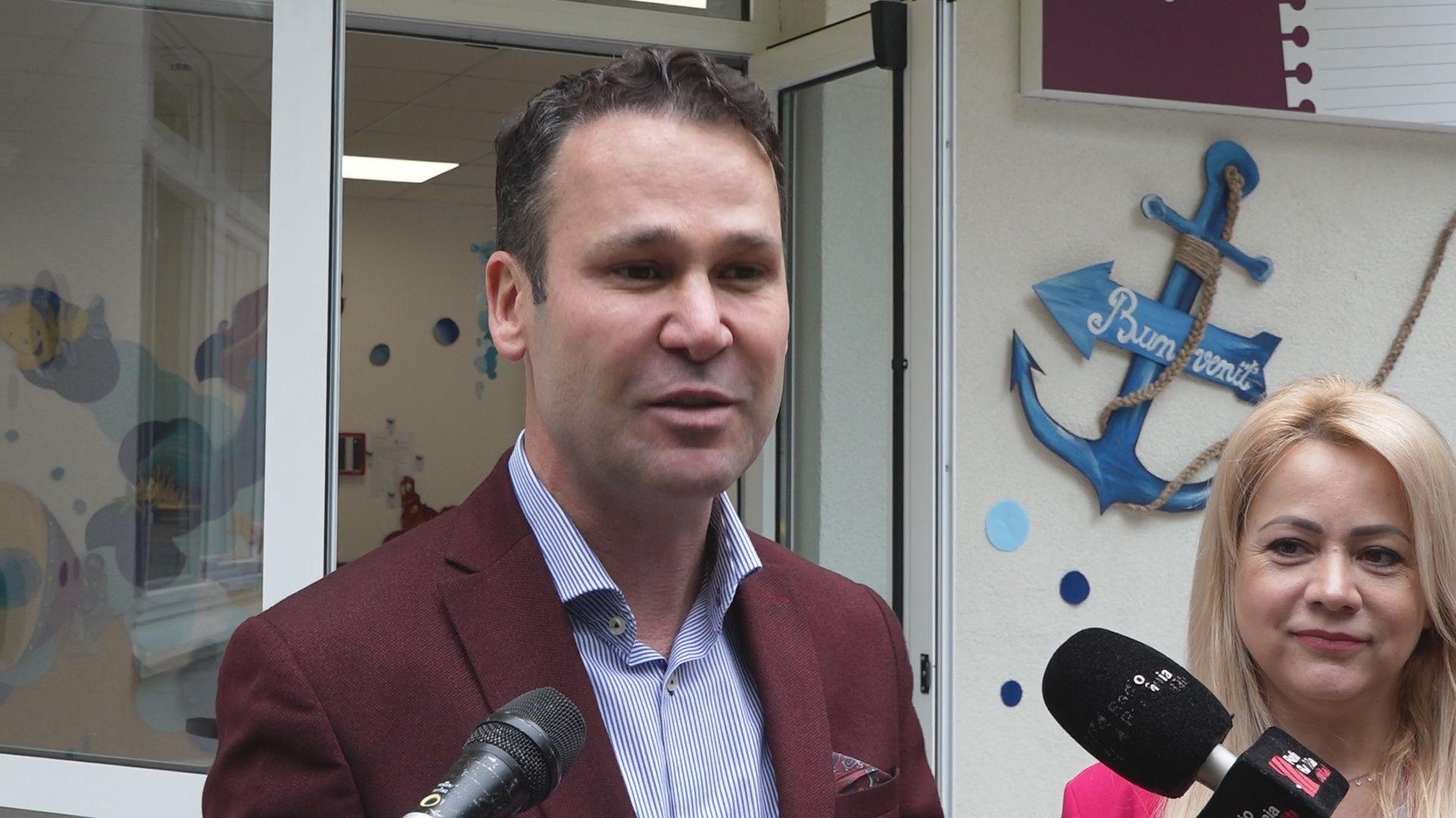 """Primarul Robert Negoiță a inaugurat astăzi Creșa """"Ariel"""""""