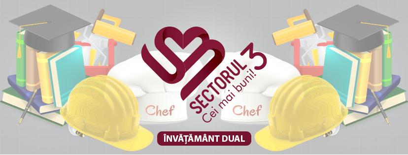 Oferta educațională în sistemul de învățământ dual în Sectorul 3