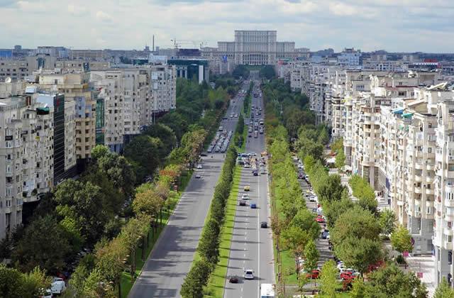 Bulevardul Unirii, modernizat la standarde europene