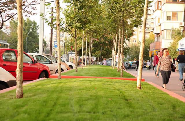 Sectorul 3, cel mai verde din București