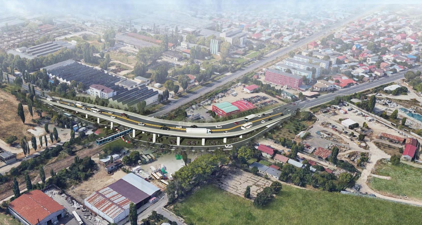 Proiecte pentru fluidizarea traficului în Sectorul 3