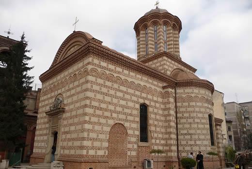 Biserica Domnească (Biserica Sfântul Anton Curtea Veche)