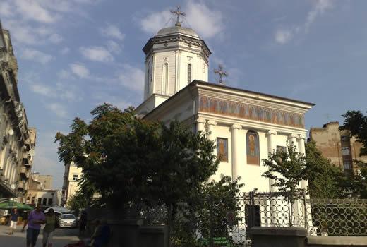 Biserica Sfântul Dumitru Poștă
