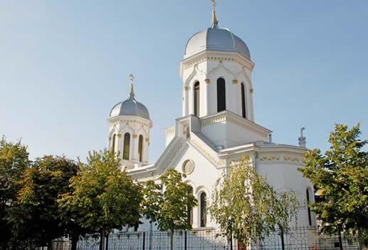 Biserica Sfantul Mina –Vergu