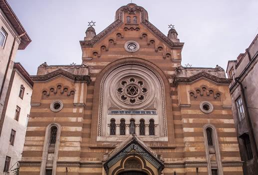 Muzeul Comunităţii Evreieşti